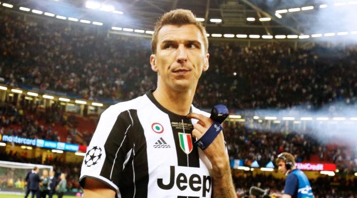 Juventus, Mandzukic smentisce: