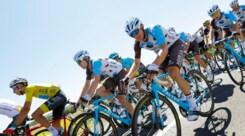 Tour de France: zampata di Matthews, Aru perde la maglia gialla