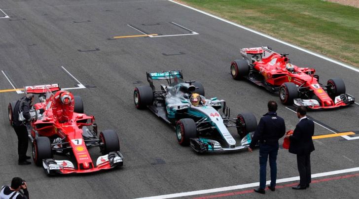 Diretta Formula 1 Segui Il Gp Di Gran Bretagna Tuttosport