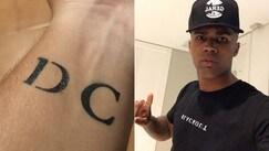 Juve, il primo tatuaggio dedicato a Douglas Costa