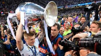 Sirene inglesi per Kroos: «Mourinho lo vuole allo United»