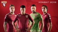 Il Torino presenta la nuova maglia, ma senza Belotti