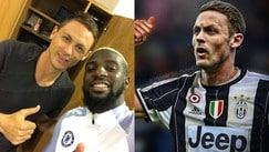 «Matic non parte con il Chelsea». Per i social è Juve