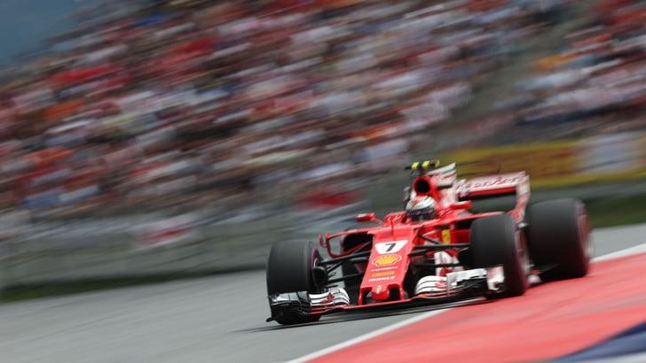 Formula 1, Gran Bretagna: vince Hamilton, Raikkonen terzo