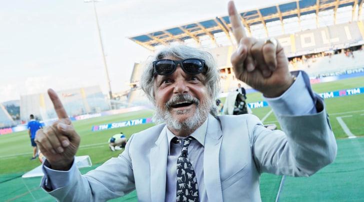 Ferrero: «Schick è sano. Juve, che fai? Possiamo venderlo ad altri 4 club»