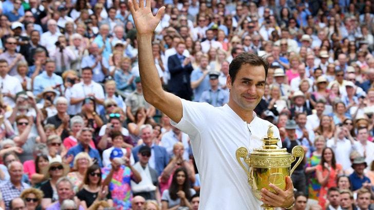 Tennis,  impresa Federer: ora è favorito agli Us Open