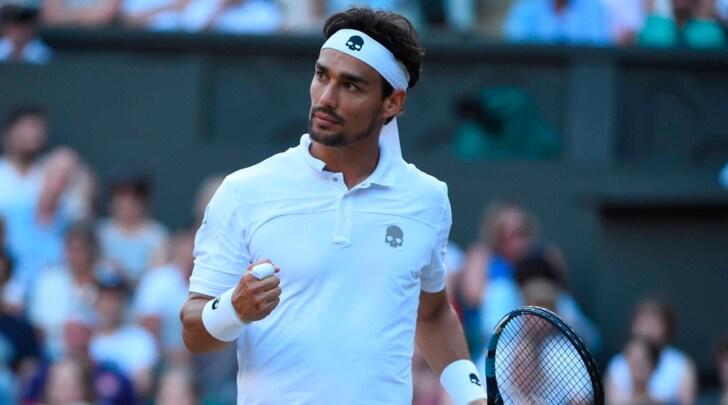 Classifica Atp, Federer terzo. Fognini al 27esimo posto