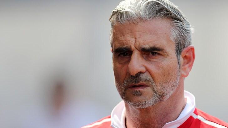 F1 Ferrari, Arrivabene: «Non ci lamentiamo»
