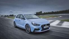 Hyundai i30 N, 275 CV sviluppati al Nurburgring