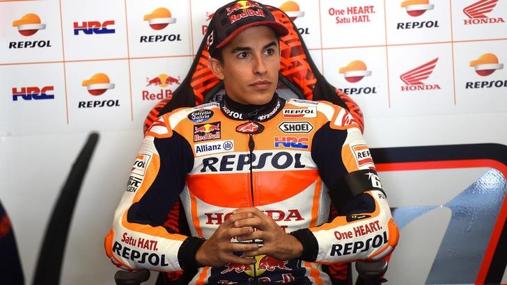 MotoGp, test a Brno per Marquez e Pedrosa