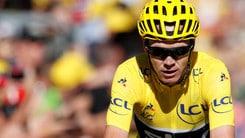 Tour de France, Froome svetta a 1,37