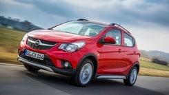 Opel Karl Rocks, la piccola SUV che non teme la città
