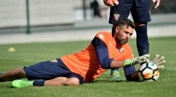 Torino, Sirigu: «Un privilegio affrontare la Juventus da granata»