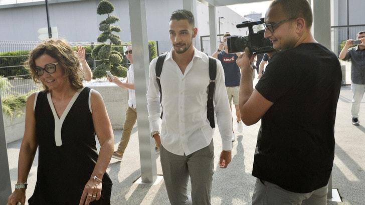 La Juventus è atterrata a New York