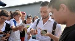 Juventus, De Sciglio al JMedical: quanti tifosi ad accoglierlo!