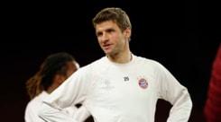 Calciomercato, dalla Germania: «Müller, tra i club in fila c'è la Juventus»