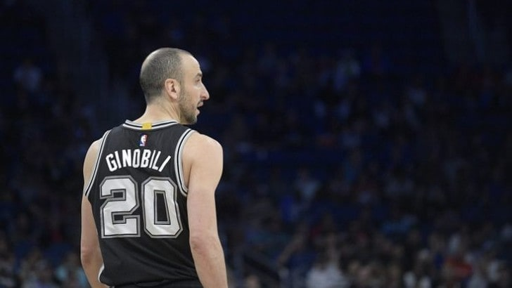 NBA, Manu Ginobili giocherà un altro anno con i San Antonio Spurs