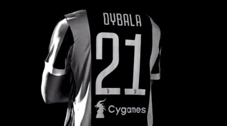 La Juventus encontró patrocinador para la parte trasera de su camiseta