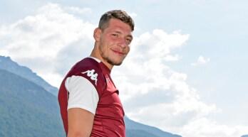 Belotti, nei pensieri il Torino: lavoro extra dopo l'allenamento