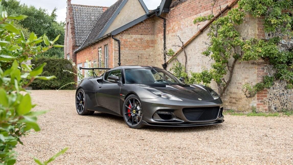 Lotus Evora GT430: foto