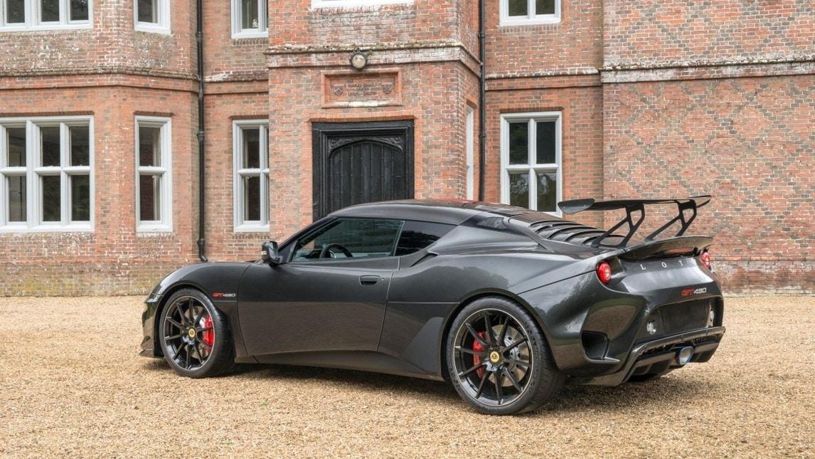 Lotus Evora GT430, la più potente di sempre