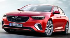 Opel Insignia GSi, arriva la berlina da corsa