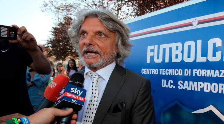 Caso Schick, Ferrero tuona contro la Juventus: «Ora lo venderò al triplo»