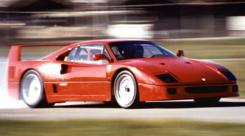 Ferrari F40, i 30 anni dell'icona Rossa