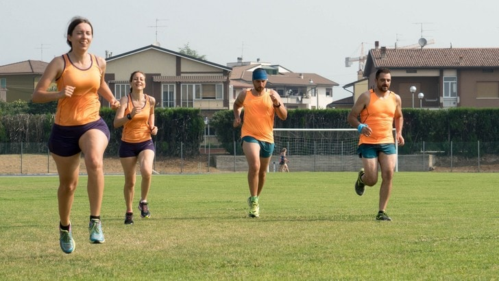 Da sedentario a runner: Sarà un maratoneta è il progetto del Veronamarathon Team
