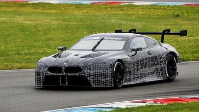 BMW M8 GTE, la belva per la 24 Ore di Le Mans 2018