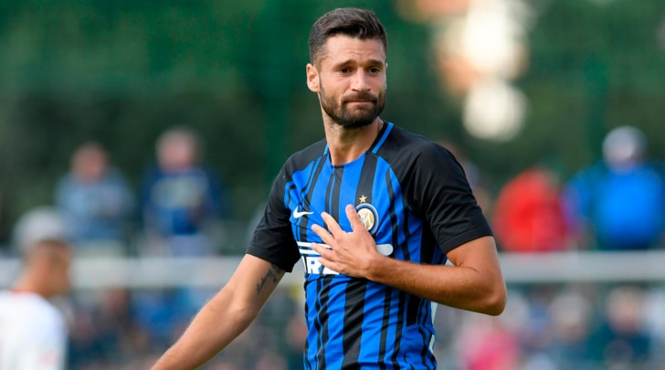 Conte pazzo di Candreva: ecco l'offerta che fa tentennare l'Inter