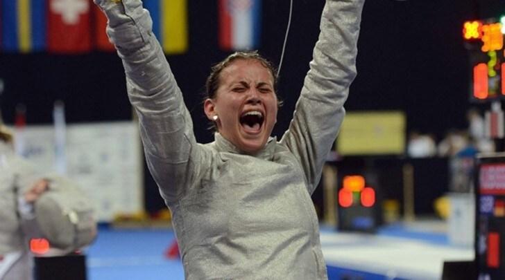 Mondiali Scherma: Irene Vecchi di bronzo nella sciabola