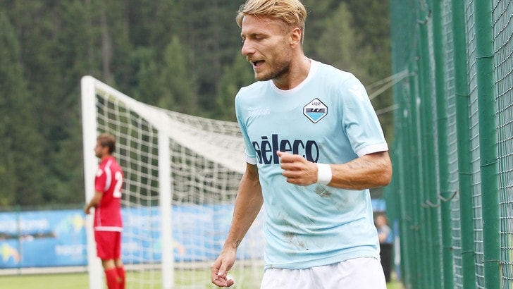 Serie A Lazio, Immobile e Keita stendono la Spal: 2-0