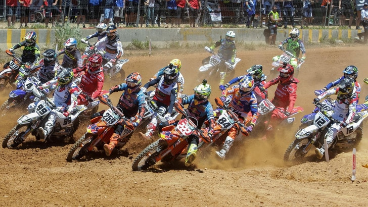 Motocross, Europeo 85cc: tragico incidente, muore Cuharciuc