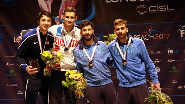 Mondiali scherma, Garozzo è bronzo: niente storico tris