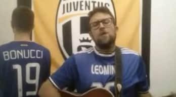 Juventus, la canzone dedicata a Bonucci