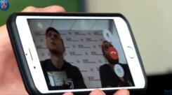 Il Psg spia Dybala e Chiellini... con l'iPhone