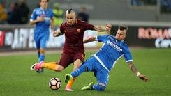 Calciomercato Verona, dall'Empoli a titolo temporaneo Buchel