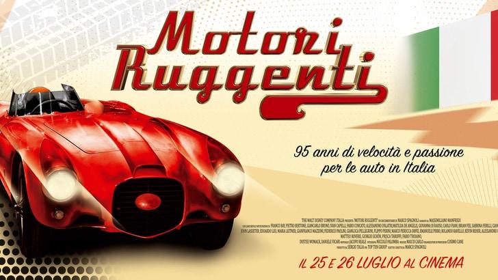 In sala arrivano i Motori Ruggenti