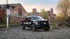 """Ford F-150 Police Responder, il pick-up dei """"piedipiatti"""""""