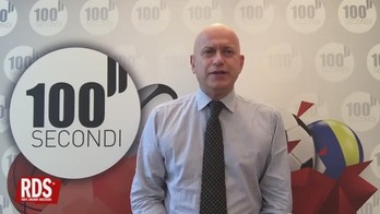 I 100 secondi di Paolo De Paola: «Bernardeschi, entusiasmo d'altri tempi»