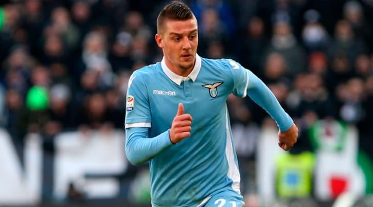 Milinkovic-Savic allontana la Juventus: «Lazio, voglio fare più gol e assist»