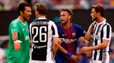 International Champions Cup: dove vedere Psg-Juventus in tv