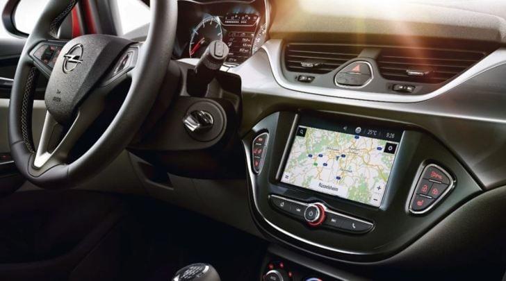 Opel Adam, Corsa e Karl: le piccole per vacanze connesse