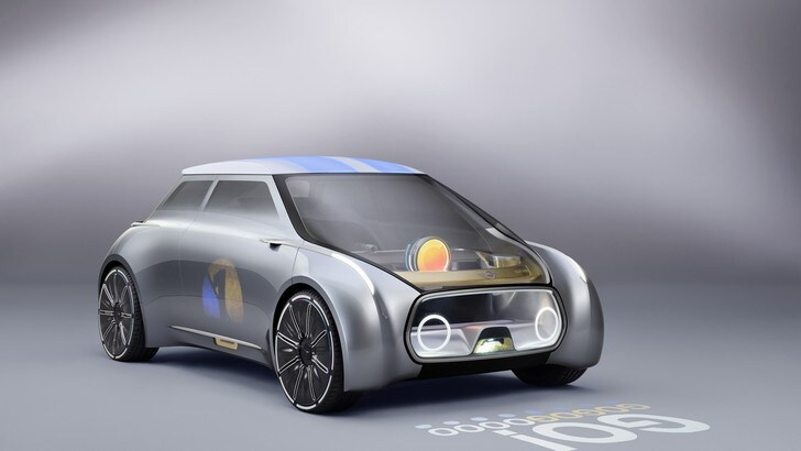 Mini, dal 2019 sarà anche elettrica