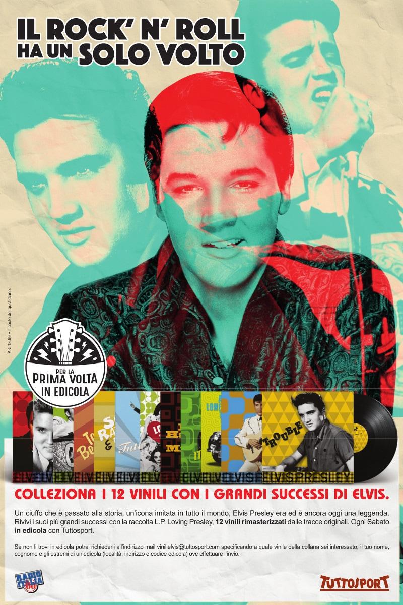Vinili Elvis Presley