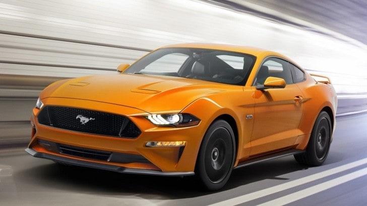 Ford Mustang, IL 5.0 V8 arriverà a 460 CV