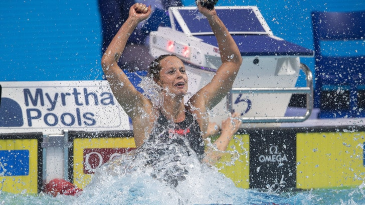 Mondiali, Federica Pellegrini è leggenda: oro nei 200 stile libero