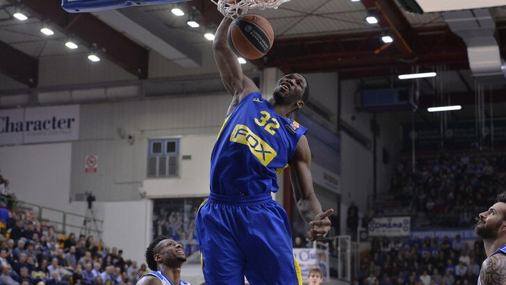 Mercato Basket, Torino ingaggia l'ex Roma Trevor Mbakwe: i dettagli
