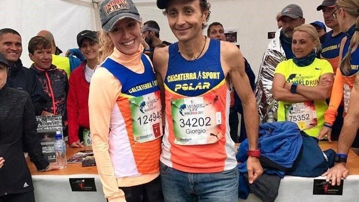 Marina Graziani ex velina sarà la madrina della Mezza d'Italia a Imola